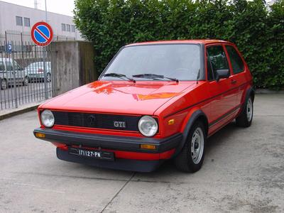www.BRESCIACAR.it -VOLKSWAGEN GOLF GTI anno 1981