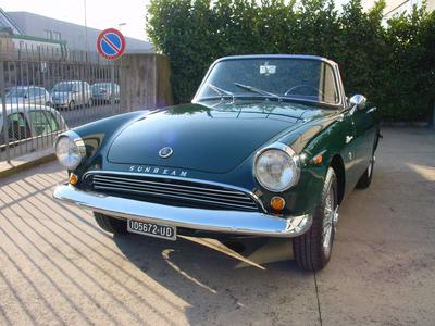 www.BRESCIACAR.it -SUNBEAM ALPINE MK3 anno 1964