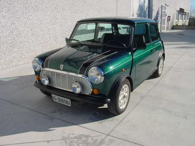 www.BRESCIACAR.it -ROVER MINI ITALIAN JOB anno 1994