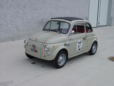 www.BRESCIACAR.it -FIAT 500 TV GIANNINI anno 1965