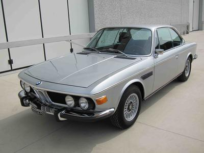 www.BRESCIACAR.it -BMW 3.0 CSI anno 1974