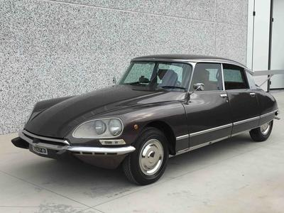 www.BRESCIACAR.it -CITROEN DS 23 i.e. Pallas anno 1974