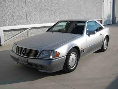 www.BRESCIACAR.it -MERCEDES 320 SL R129 anno 1994