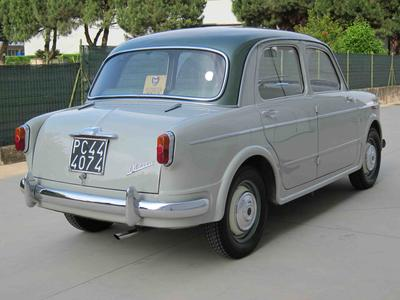 www.BRESCIACAR.it -FIAT 1100 103 TV anno 1954