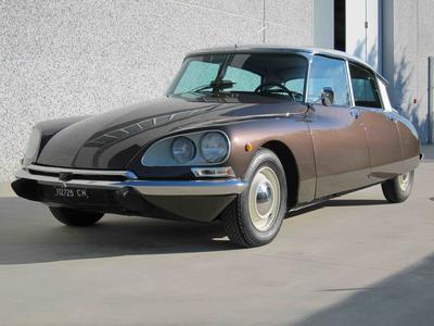 www.BRESCIACAR.it -CITROEN D SUPER 5 anno 1972