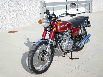 www.BRESCIACAR.it -HONDA CB 350 FOUR anno 1974