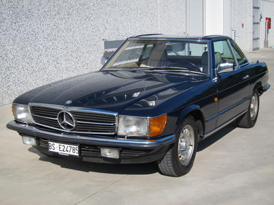 www.BRESCIACAR.it -MERCEDES-BENZ 280 SL anno 1984