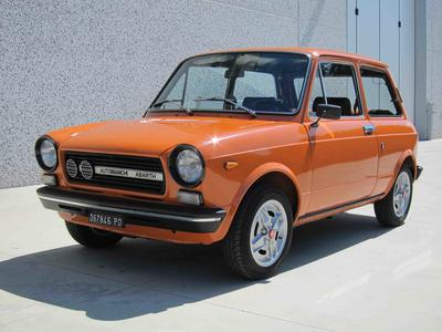 www.BRESCIACAR.it -AUTOBIANCHI A112 ABARTH 58 Hp anno 1973