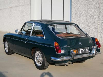 www.BRESCIACAR.it -MG B GT anno 1972