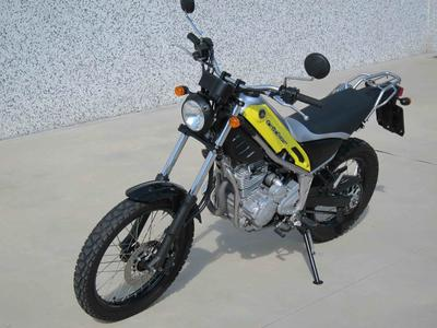 www.BRESCIACAR.it -YAMAHA TRICKER 250 anno 2006