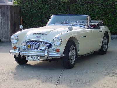 www.BRESCIACAR.it -AUSTIN HEALEY 3000 MK3 anno 1965