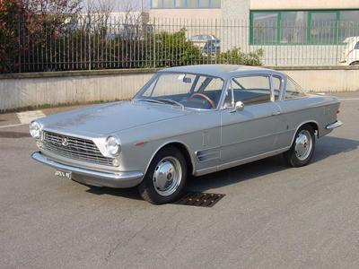 www.BRESCIACAR.it -FIAT 2300 S COUPE` anno 1966