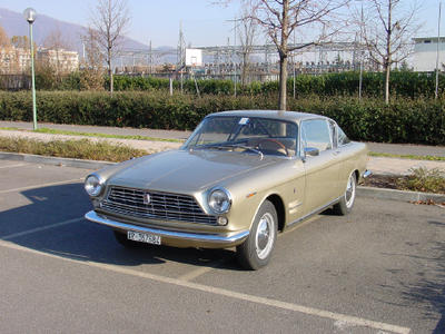 www.BRESCIACAR.it -FIAT 2300 S COUPE` anno 1964