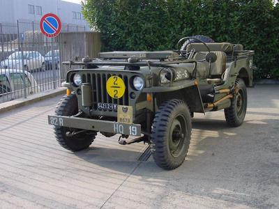 www.BRESCIACAR.it -JEEP WILLYS MB anno 1944