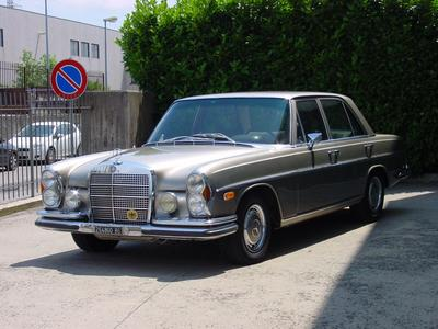 www.BRESCIACAR.it -MERCEDES 280 SE 3.5 anno 1971