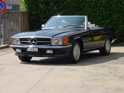 www.BRESCIACAR.it -MERCEDES 300 SL anno 1986