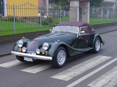 www.BRESCIACAR.it -MORGAN PLUS 8 anno 1990