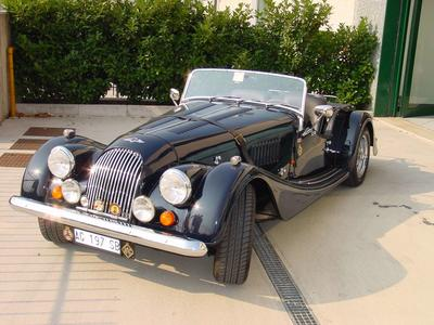 www.BRESCIACAR.it -MORGAN PLUS 4 anno 1996