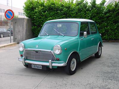 www.BRESCIACAR.it -MORRIS MINI 1000 anno 1971