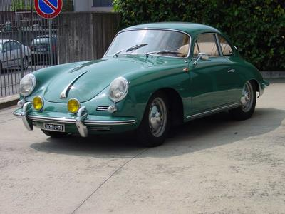 www.BRESCIACAR.it -PORSCHE 356 SUPER 90 anno 1963